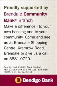 Benigo Community Bank, Brendale Branch